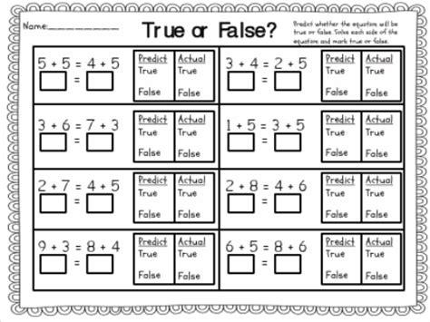 pre school worksheets 187 addition equations worksheets