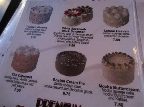 true confections    dessert place