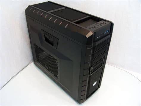 Cooler Master Haf Xm cooler master haf xm mid tower chassis review