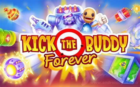 kick the buddy forever v1 2 mod apk hileli