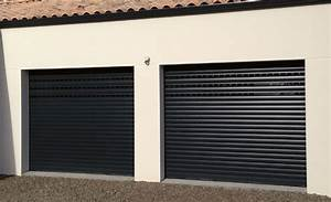 Porte de garage enroulable lapeyre isolation idees for Porte de garage lapeyre enroulable