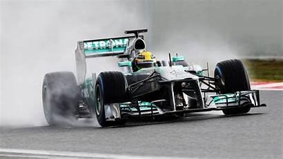 Hamilton Lewis F1 Wallpapers Mercedes 4k Formula