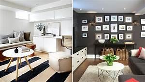 Interior, Design, U2013, Bright, U0026, Beautiful, Basement, Design, Ideas