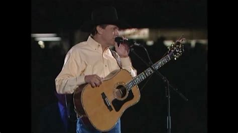 George Strait  The Cowboy Rides Away (live From The