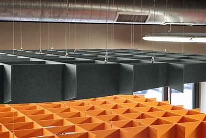 Panels Cell Open Acoustical Feltworks Panel Spec