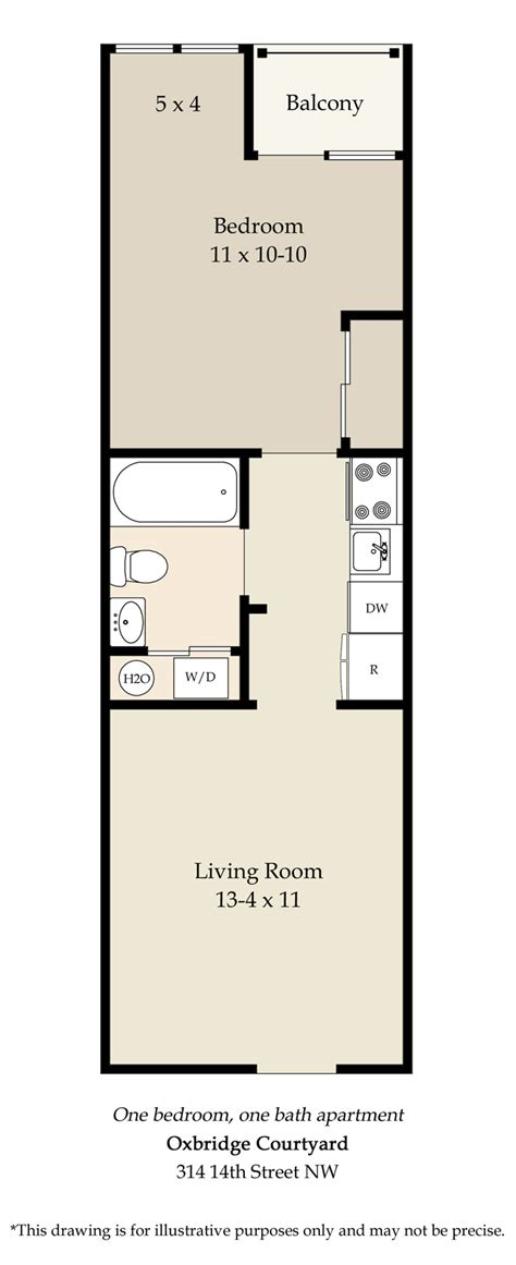 one bedroom floor plan interior design minimalist interior design for small