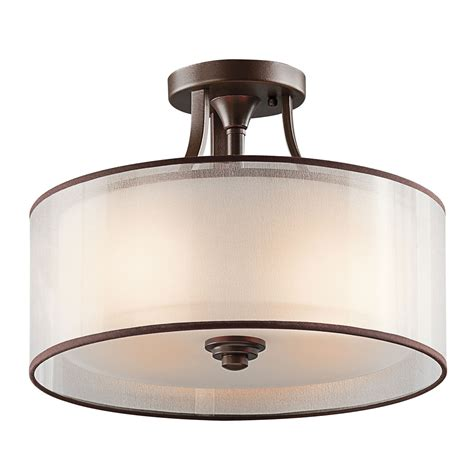 ceiling lighting semi flush mount ceiling light interior