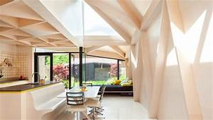 9 Homes With Plywood Interiors