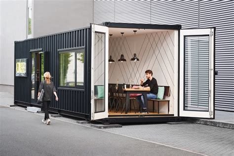FRESH FORCE CONTAINER RESTAURANT, 2017 > 2x20ft > Experts