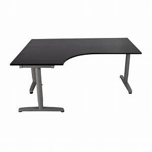 68% OFF - IKEA IKEA Galant Corner Desk / Tables
