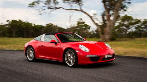Review Porsche 911 by Porsche 911 Targa 4s Review Caradvice