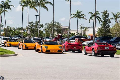 All makes, models, & vintages welcome. Cars & Coffee Palm Beach