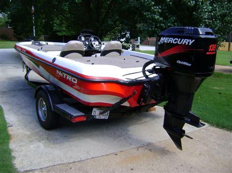 Nitro Boat Transom Problems 2004 nitro bass boat fiberglass atlanta