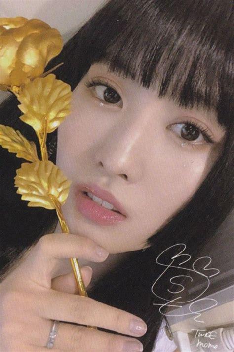 Scan 'feel Special Album Photo Card Hirai Momo Momo