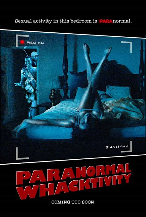 Forthcoming Movies Paranormal Whacktivity Trailer 2013