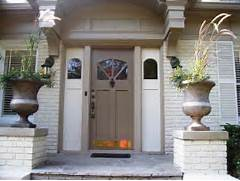 Front Door Paint Colors For Brick Homes by Pretty Old Houses House Colors Painted Brick With Dark Trim