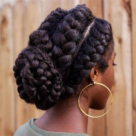 40 inspiring exles of goddess braids