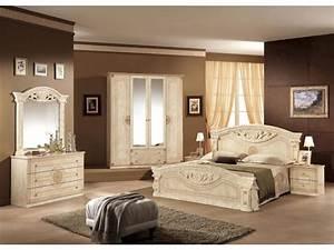 Modele De Chambre A Coucher Moderne : armoire chambre italienne ~ Melissatoandfro.com Idées de Décoration