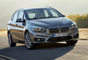 2014 Bmw 2 Series Active Tourer Revealed