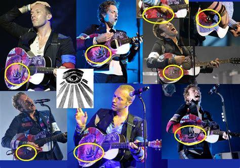 Coldplay Illuminati Chris Martin Illuminati Distruber