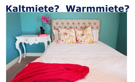 kalt vs warmmiete und unterschied immobilienlexikon