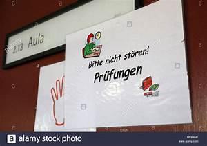Innerstädtisches Gymnasium Rostock : exam school sign stock photos exam school sign stock images alamy ~ Markanthonyermac.com Haus und Dekorationen