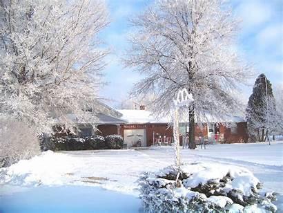 Winter Scenes Desktop Scene Snow Wallpapers Computer