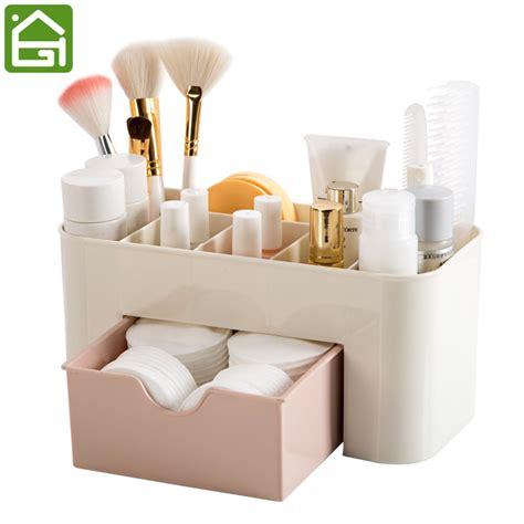 makeup storage desk cosmetic jewelry organizer office storage drawer desk