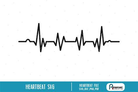 Heartbeat svg - a heartbeat vector file