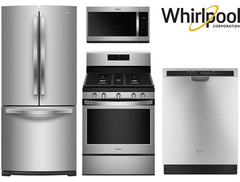 Best Stainless Steel Kitchen Appliance Packages (reviews