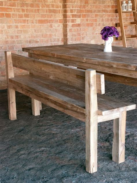 dining bench   ideas  pinterest high  dining bench high table