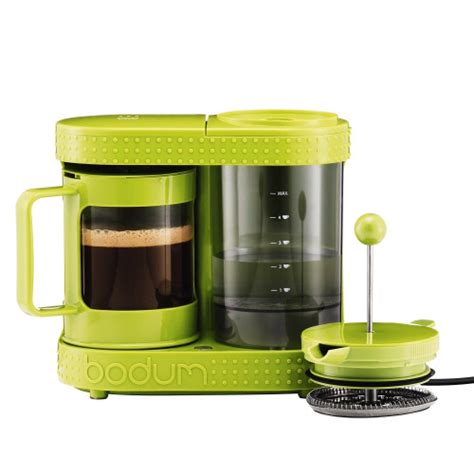 Bodum Bistro   Electric French Press   The Green Head