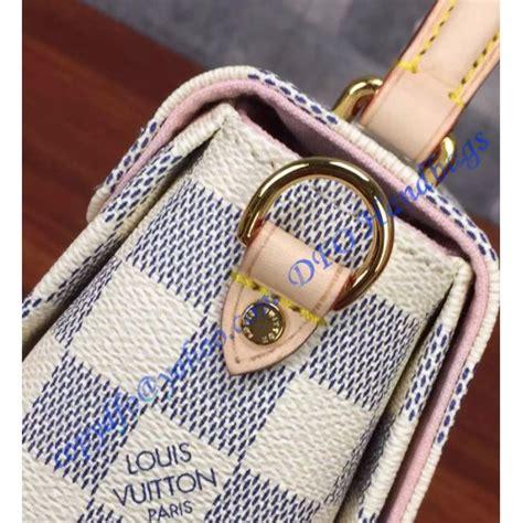 louis vuitton damier azur croisette  luxtime dfo handbags