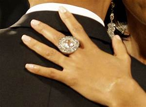 michelle obama39s inauguration gown With michelle obama wedding ring