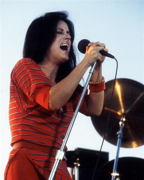 Grace Slick | Jefferson Starship at Pioneer Week concert ...