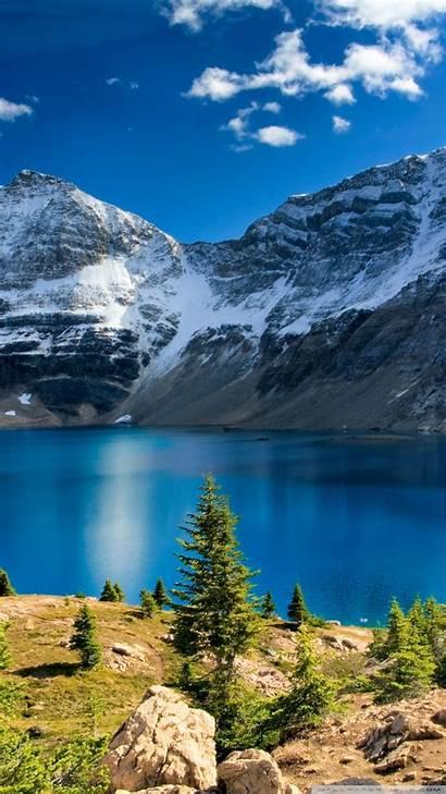 Nature Mountain Landscape Lake Smartphone Wallpapers 4k