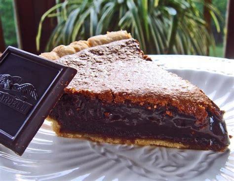 chocolate chess pie chocolate chess pie recipe food com