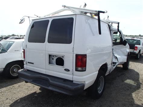 Used Parts 2006 Ford Econoline E250 Cargo Van 5.4l V8