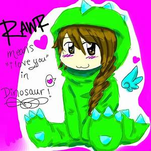 rawr means i love you in dinosaur by PrussiAwesomeXD on ...