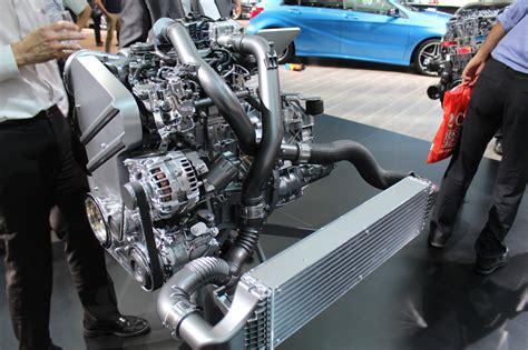 mercedes moteur renault le nouveau moteur 1 5 dci renault sur le stand mercedes photo 6 l argus