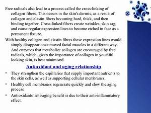 Metallo enzyme and antioxidants