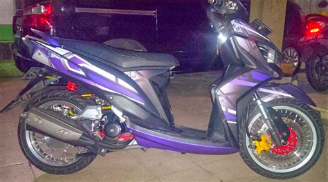 Modifikasi Motor Soul Gt Velg 17 by Soul Gt Modifikasi Thecitycyclist