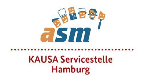KAUSA Servicestelle Hamburg | Nader Etmenan Stiftung