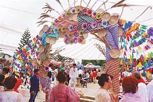 The Barrio Fiesta theme decked with banderitas