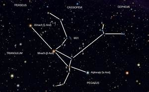 The Andromeda Constellation