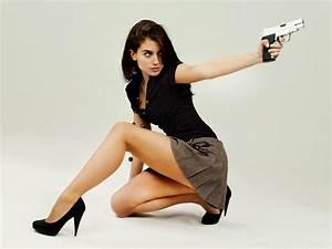 Sara Logan  The Action Hero