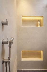 Beton Cire Dusche : die 25 besten ideen zu beton badezimmer auf pinterest armaturen moderne badezimmer und ~ Sanjose-hotels-ca.com Haus und Dekorationen