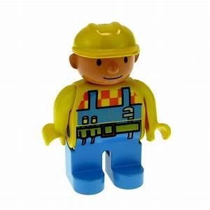 Bob Der Baumeister Werkzeug : 1 x lego duplo figur mann bob der baumeister hell blau ~ A.2002-acura-tl-radio.info Haus und Dekorationen