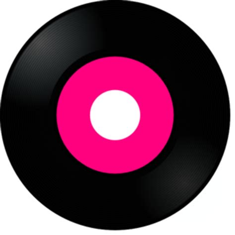 Record Clipart Pink Record Clip At Clker Vector Clip