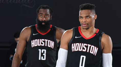 Reliving the Westbrook, Harden duo in their lone season ...